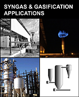 Application syngas