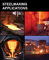 Application steel mkg